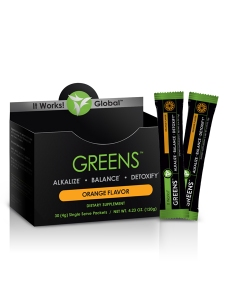 It Works! Greens a product review